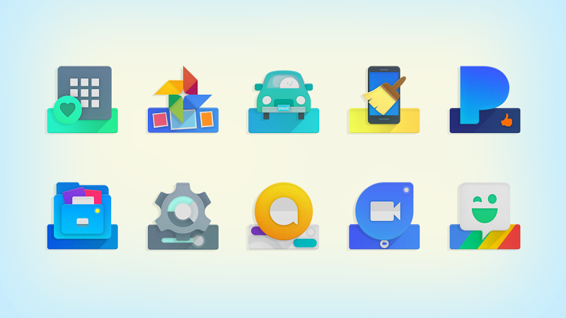 ELEV8 Icon Pack Screenshot 3