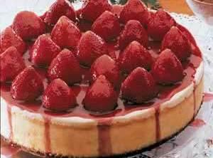 Strawberry Cheesecake Extraordinaire Recipe