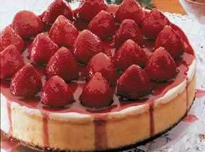 Strawberry Cheesecake Extraordinaire Recipe