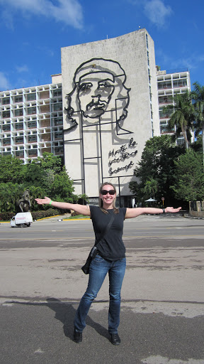 Plaza de Revolucion, Havana Cuba