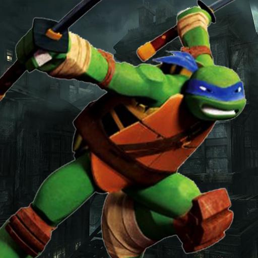 Turtle Rush Ninja (game)