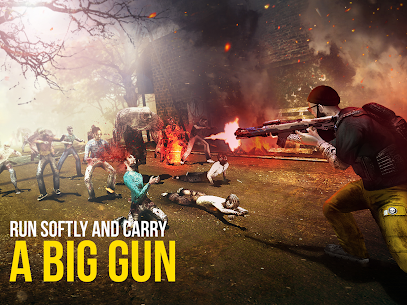 Free Download Last Run: Dead Zombie Shooter MOD (Unlimited Money/Energy) 1.02 9