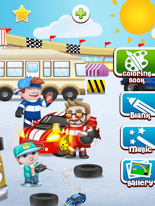 Cars screenshot for Android