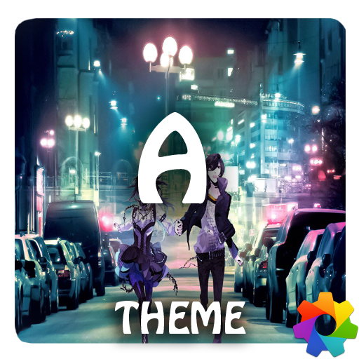 xperien anime theme app for android