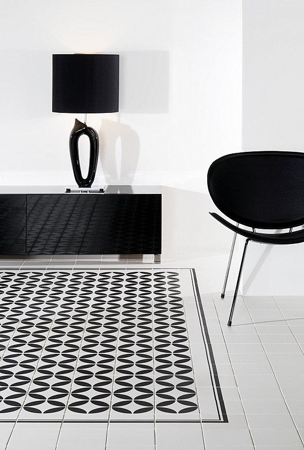 Patterend Tiles Modern Jpg