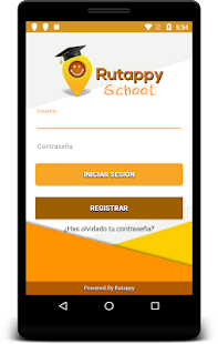 Rutappy School - náhled