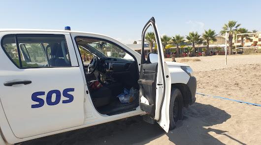 Fallece un hombre en la zona de la playa naturista de Vera