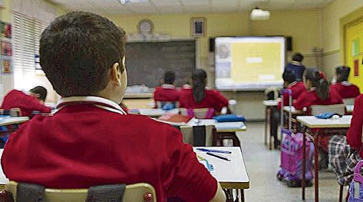 El PSOE lamenta la eliminación de 529 clases este curso