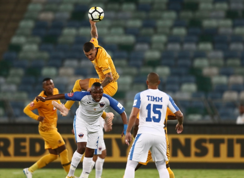 Chiefs lucky to escape with draw against Chippa at empty Moses Mabhida
