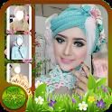 Hijab Kebaya Muslim Camera icon