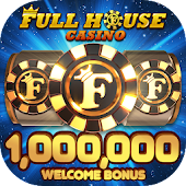Full House Casino - Free Vegas Slots Casino Games