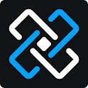SkyLine Icon Pack : LineX Blue Edition icon