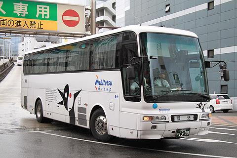 西鉄高速バス「お伊勢さんエクスプレス福岡号」 4101