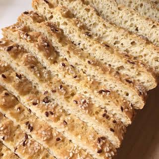 Soft Homemade Gluten-Free Bread.