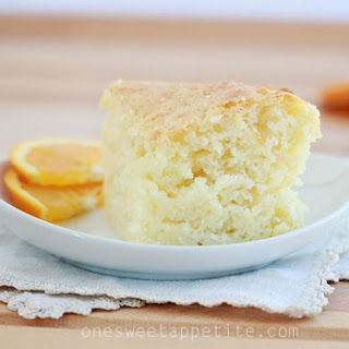 3 Ingredient Orange Cake & A Tillamook Giveaway!.