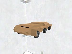 惑星探査用 小型装甲車