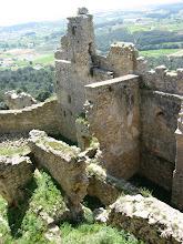 Photo: Castell de Palafolls