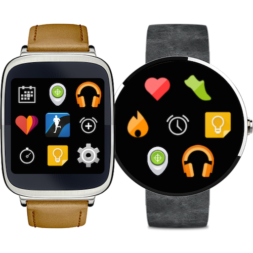 Launcher for Wear Apps Icon