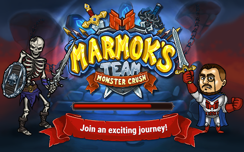 Marmok's Team Monster Crush Mod Apk Download For Android and Iphone 8