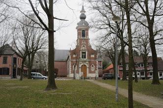 Photo: Sint-Rochuskerk te Sombeke-Waasmunster