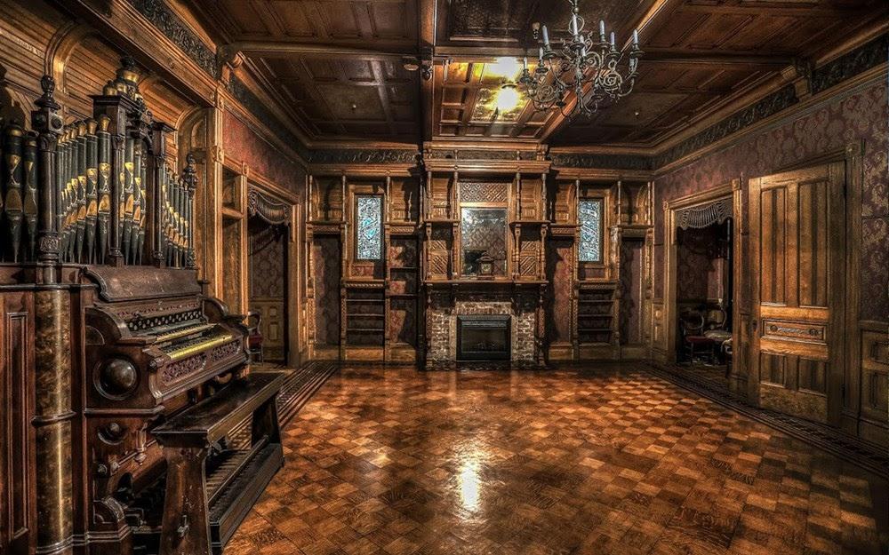 Winchester Mystery House, a casa mal assombrada