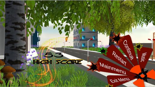 Infinity Race screenshot 3