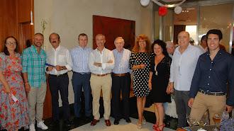 Amplia representación institucional, social y empresarial asistió al Hotel NH Ciudad de Almería