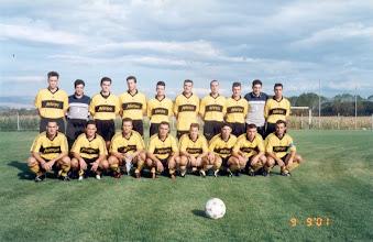 Photo: 2001-02 ΑΕΚ Πρωταθλήτρια Α' Κατηγορίας ΕΠΣ Κοζάνης