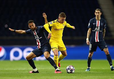 Ligue des Champions: averti,  Angel Di Maria sera suspendu pour le quart de finale aller