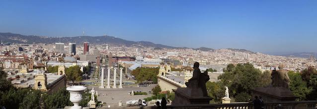 Photo: Panorama más al costado.