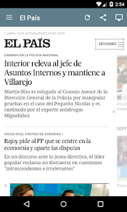 Prensa de España - screenshot thumbnail