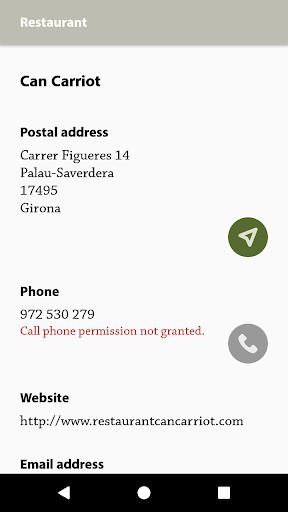 Can Carriot - Palau-saverdera screenshot 6
