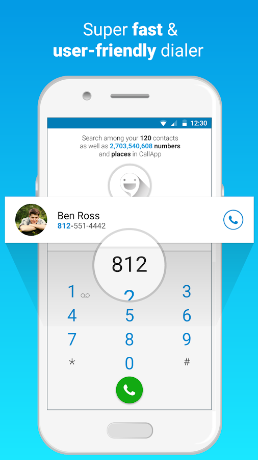 Caller ID, Call Recorder & Phone Number Lookup- screenshot