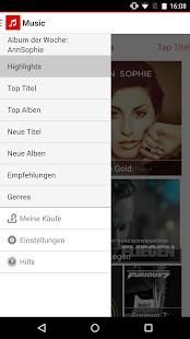 Vodafone Music Shop - screenshot thumbnail