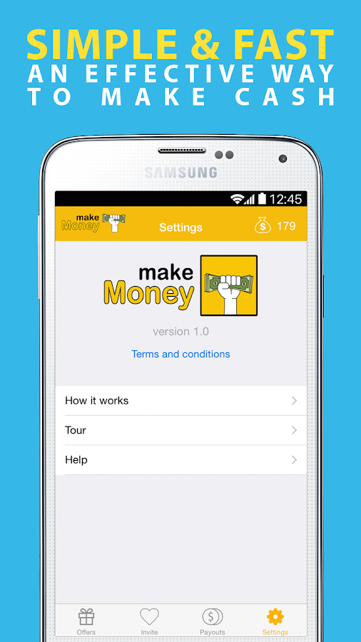 Make Money – Free Cash App- screenshot