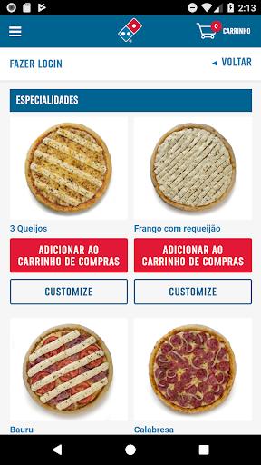 Domino's Pizza Brasil screenshot 4