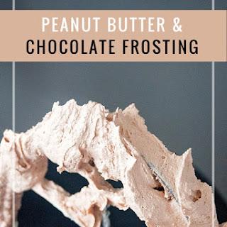 Peanut Butter Cup Buttercream.