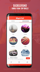 MagicCall – Voice Changer App Download For Android and iPhone 3
