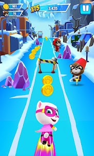 Talking Tom Hero Dash Android APK Download 3