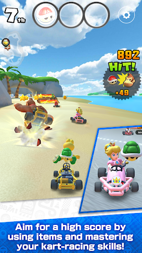 Mario Kart Tour 1.6.0 screenshots 2