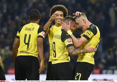 Bundesliga : victoire totalement folle pour Witsel, Schalke poursuit sa remontée en battant Raman