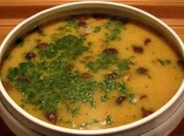 Zupa Gzybowa - Polish Mushroom Soup