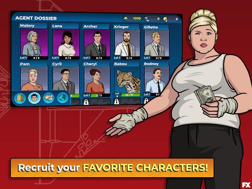 Archer: Danger Phone apktram screenshots 7