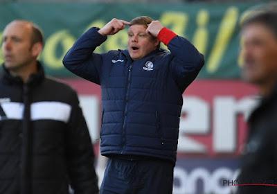 "Vanhaezebrouck ravi: ""Ma première victoire avec Gand ici"""
