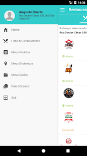 Yebaaa! Delivery de Comida ...- screenshot thumbnail