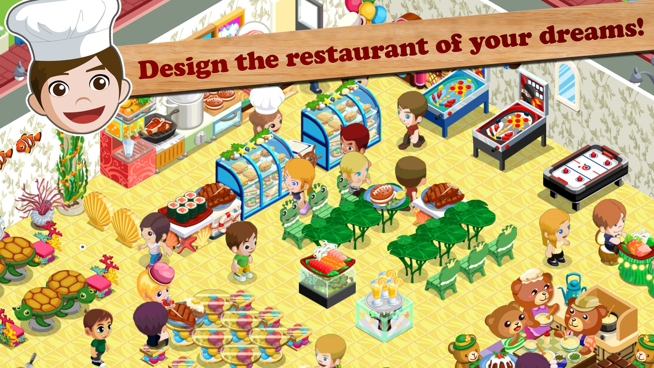 restaurant story founders android apps on google play restaurant story founders screenshot