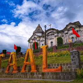 TAAL BASILICA by Wenn Maguddatu - Buildings & Architecture Places of Worship