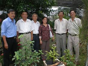 Photo: Ban Liên lạc NLSBD : Chi, Chánh, Sanh, Năm, Ngân (mới), Liêm (mới) còn thiếu Nhân và Hoàng