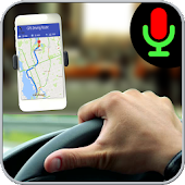 Voice Route Direction: Live Navigation Map