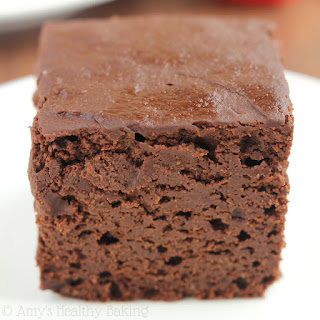 Skinny Slow Cooker Chocolate Fudge Cake.